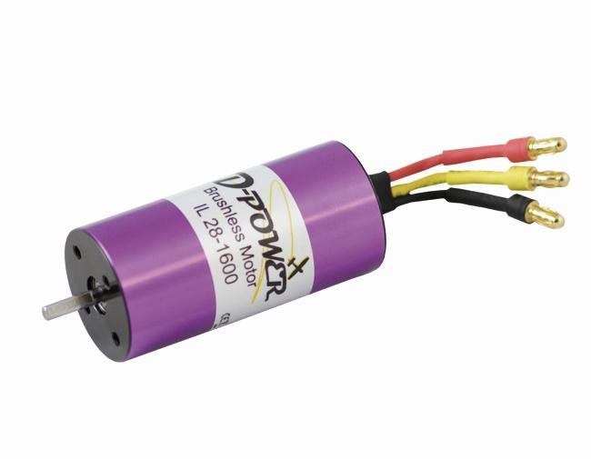 D-Power IL 28-1600 Brushless Motor