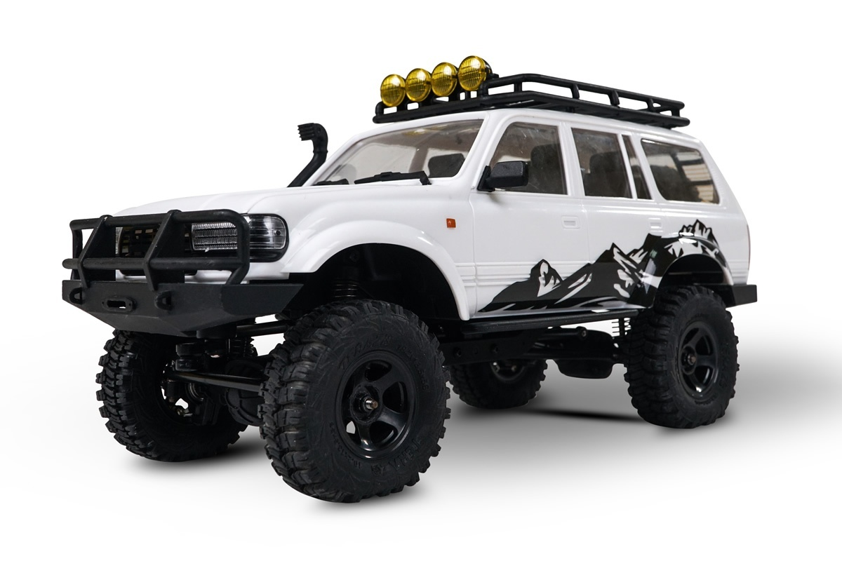 EAZY RC PATRIOT 1:18 4WD - Crawler RTR 2.4GHz