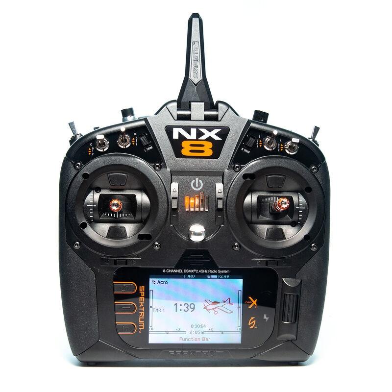 NX8 8-Kanal DSMX Fernsteuerung (nur Sender)