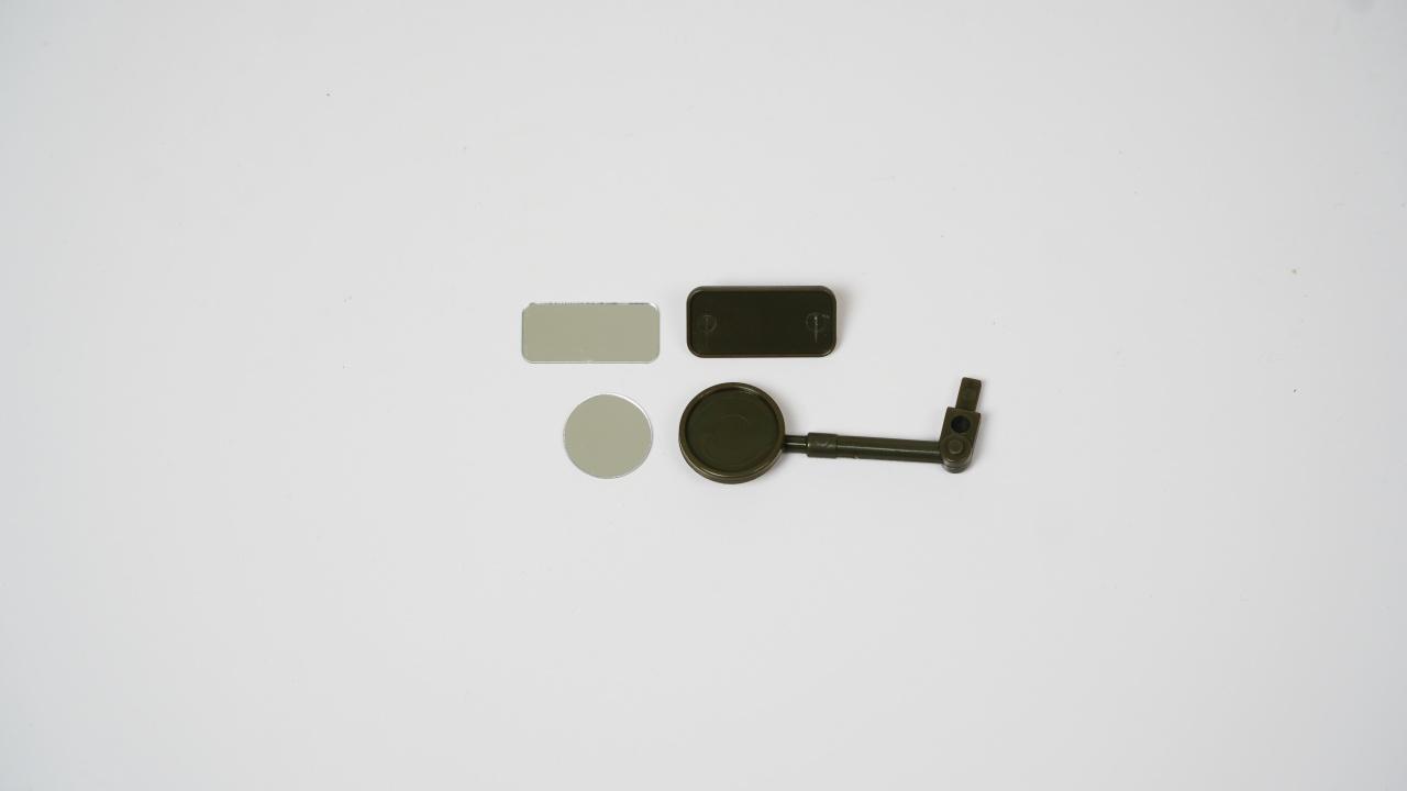 MB Scaler 1:6 - Spiegel Set