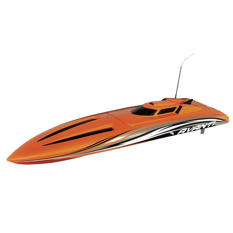 Thunder Tiger Power-Boot Avanti OBL orange Ready to Run RTR