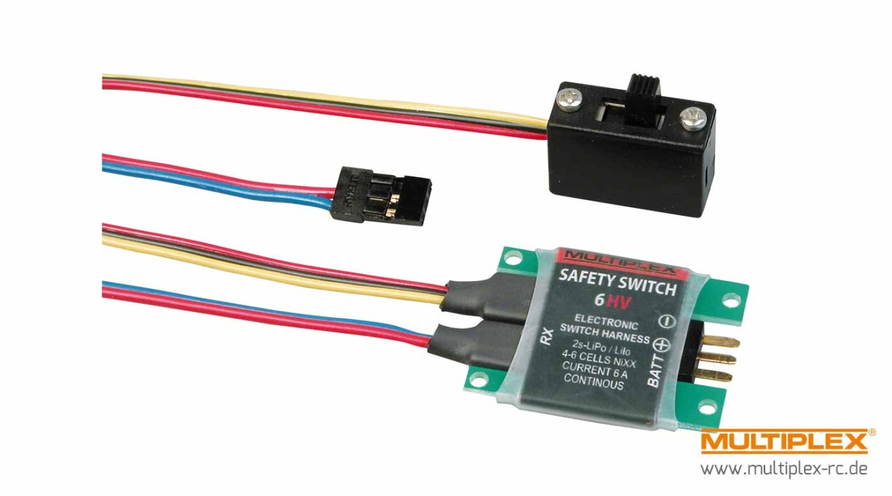 Multiplex SAFETY-SWITCH 6HV