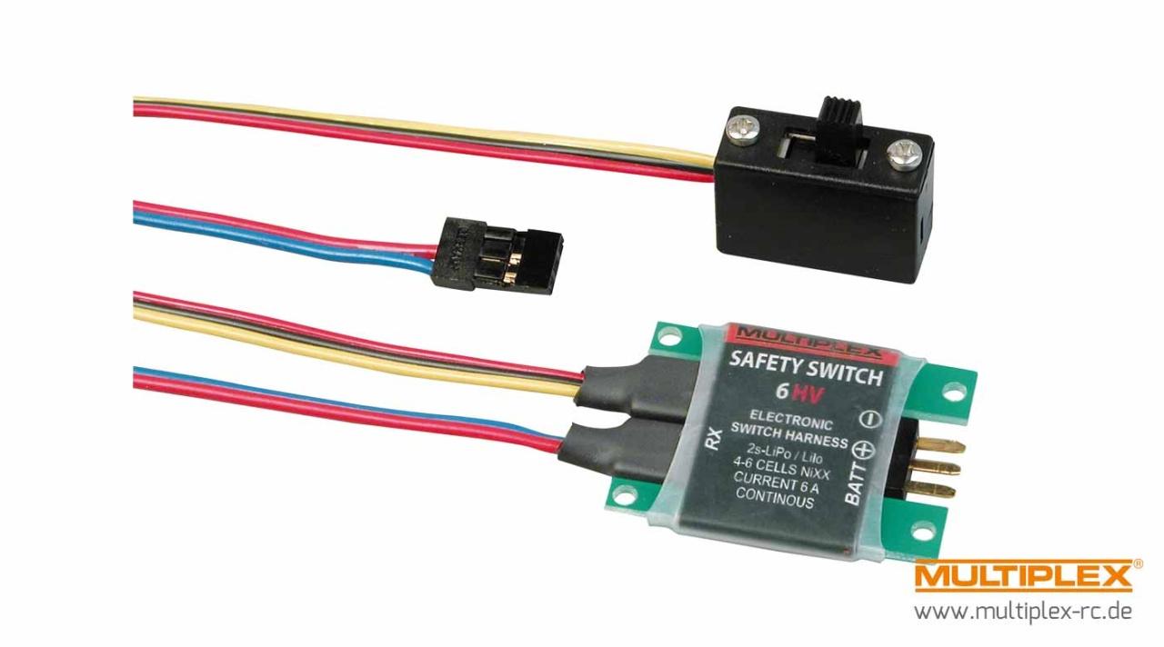 Multiplex SAFETY-SWITCH 6HV