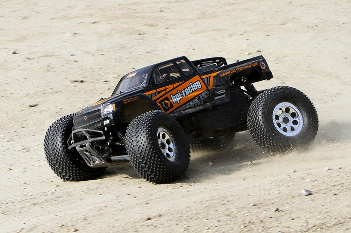HPI Savage XL Octane RTR 1/8 Monster Truck mit