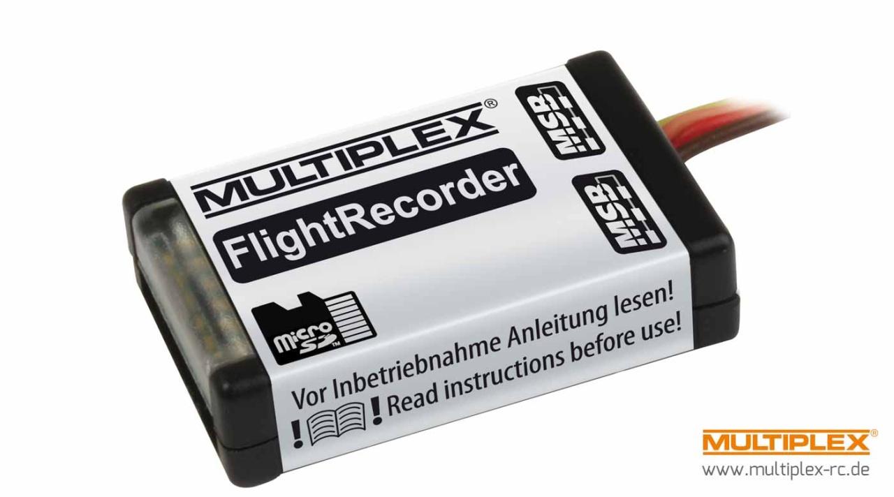 Multiplex FlightRecorder