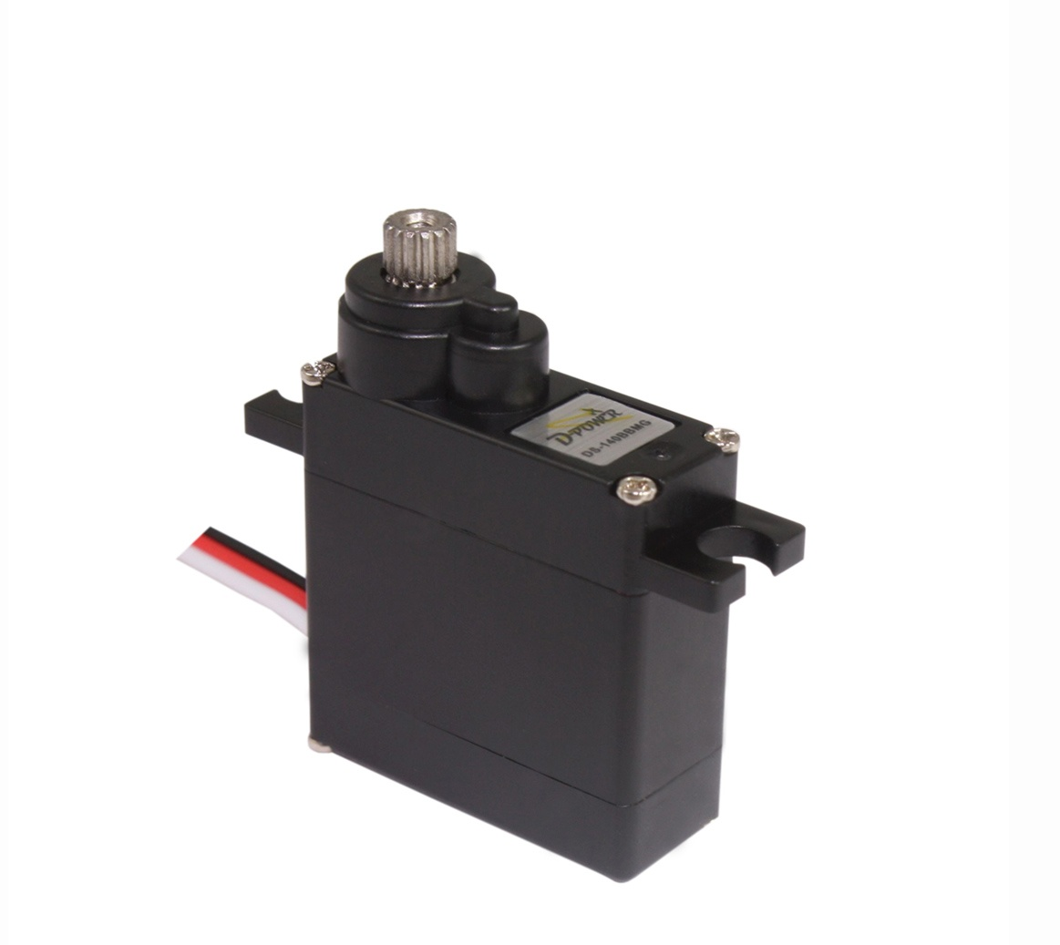 D-Power DS-140BB MG Digital-Servo