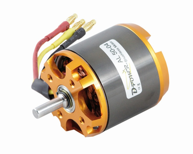 D-Power AL 50-04 Brushless Motor