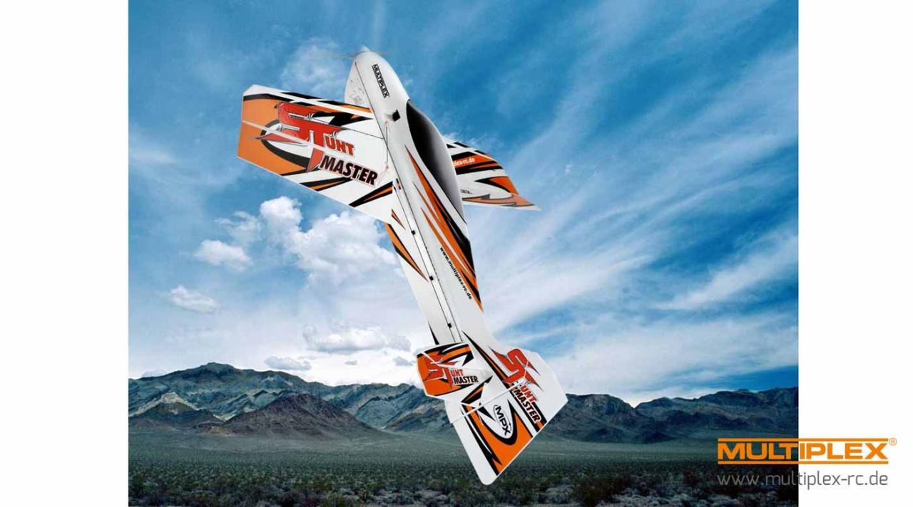Multiplex RR Stuntmaster