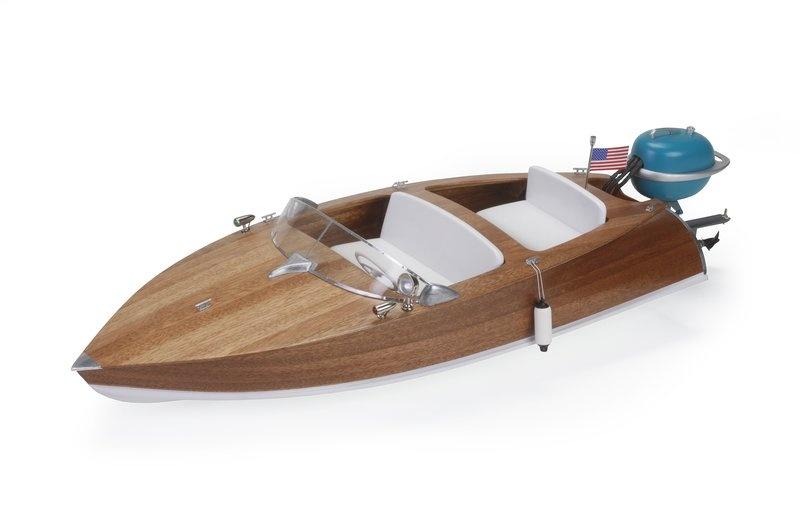 Graupner Holzboot Sophia