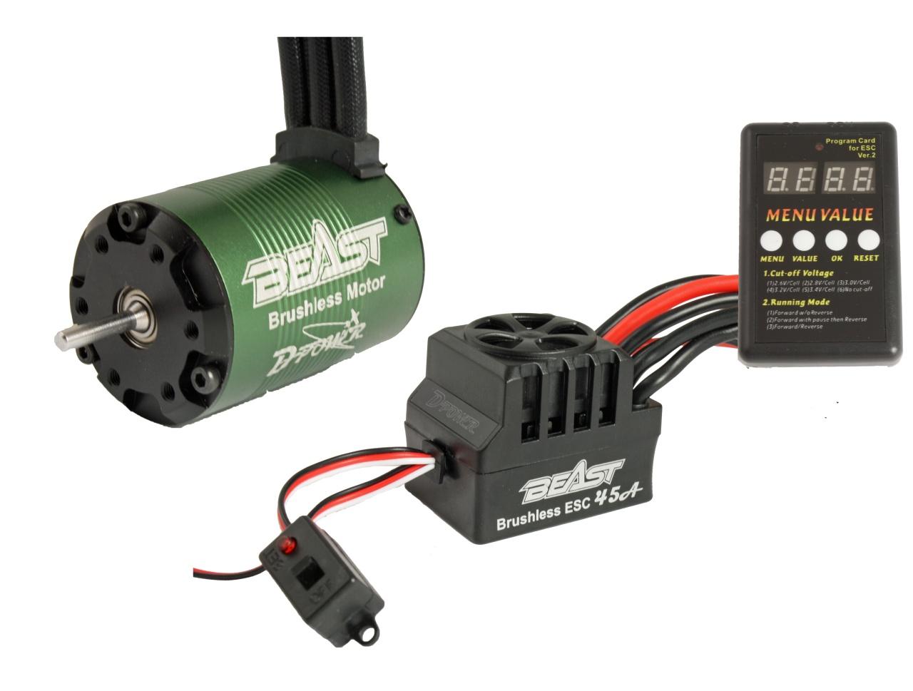 D-Power BEAST Combo FUN