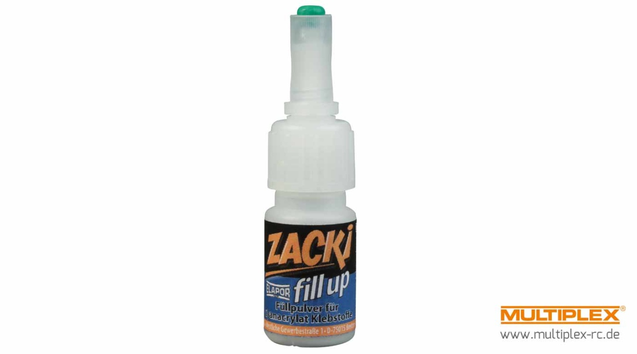 Multiplex Zacki ELAPOR fill up 15g