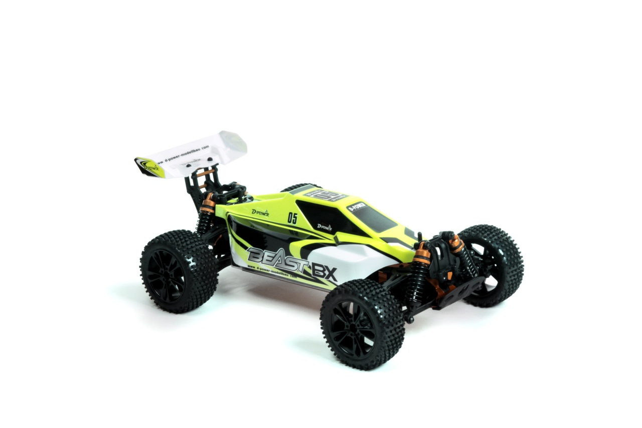 D-Power BEAST BX Buggy RTR