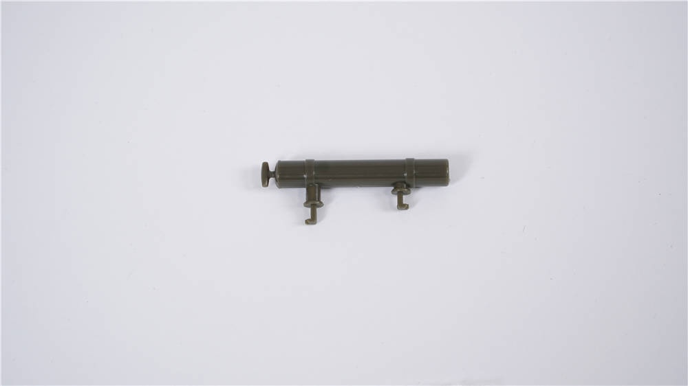Willys MB Scaler 1:12 - Kompressorkanone