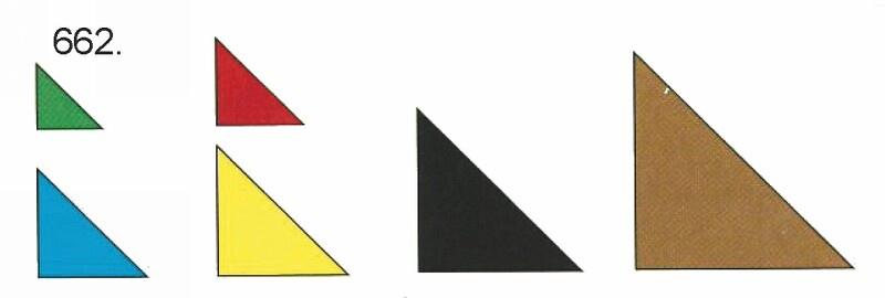 Balsa Dreikantleisten