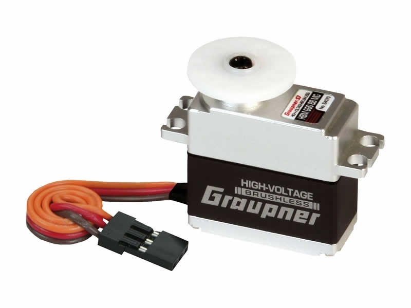 Graupner HBM660 BB MG Servo brushless
