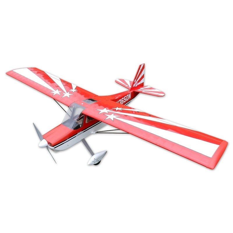 Hacker Bellanca Super Decathlon elektro ARF - 202 cm