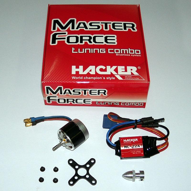 Hacker E-Motoren