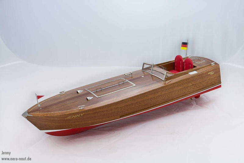 Aeronaut Jenny Sportboot