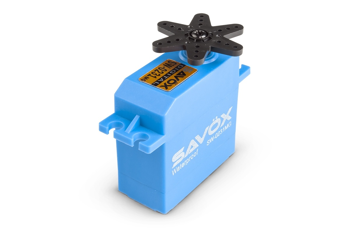 Savöx SW-0231MG Servo waterproof