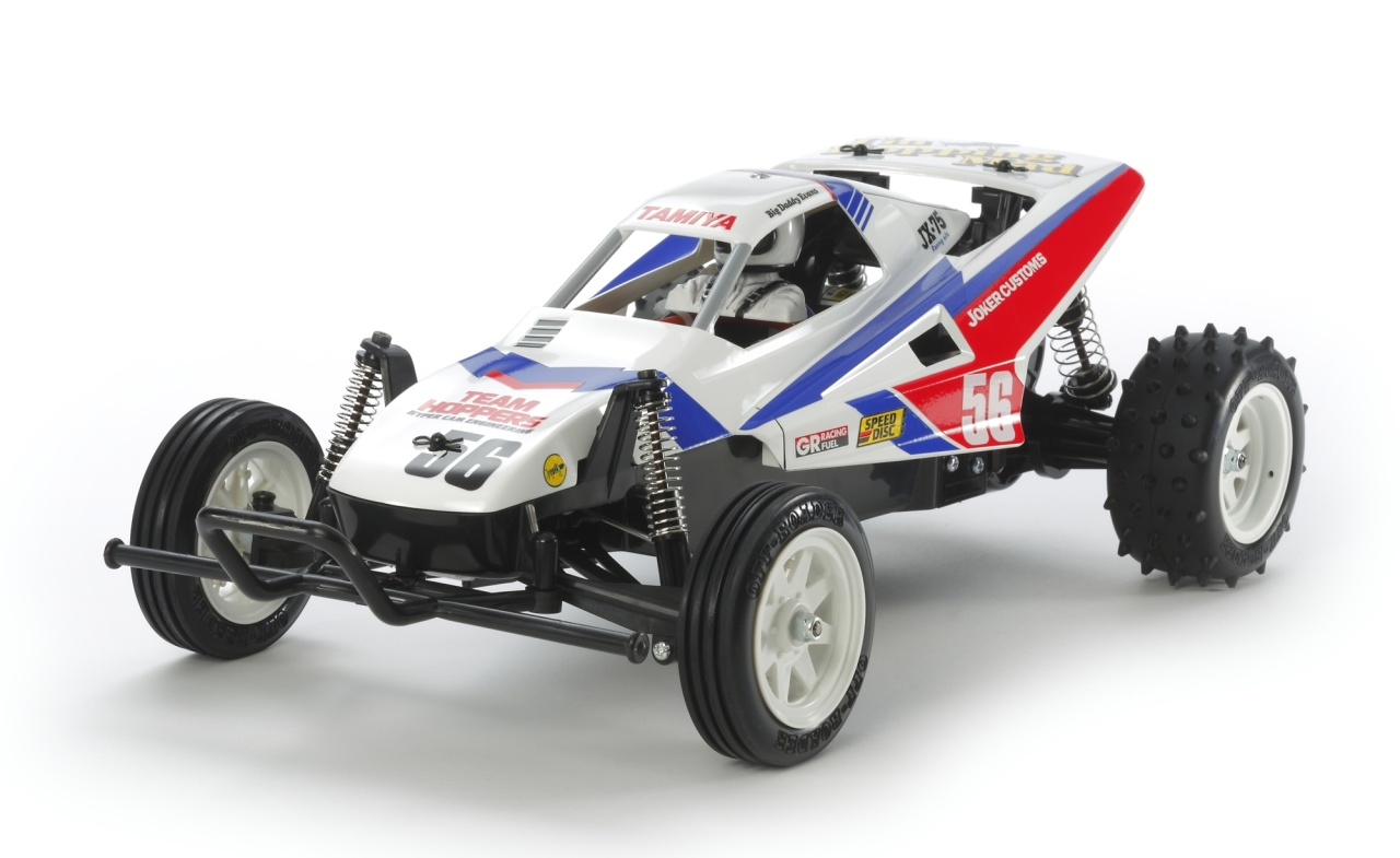 Tamiya 1:10 RC The Grasshopper II 2017