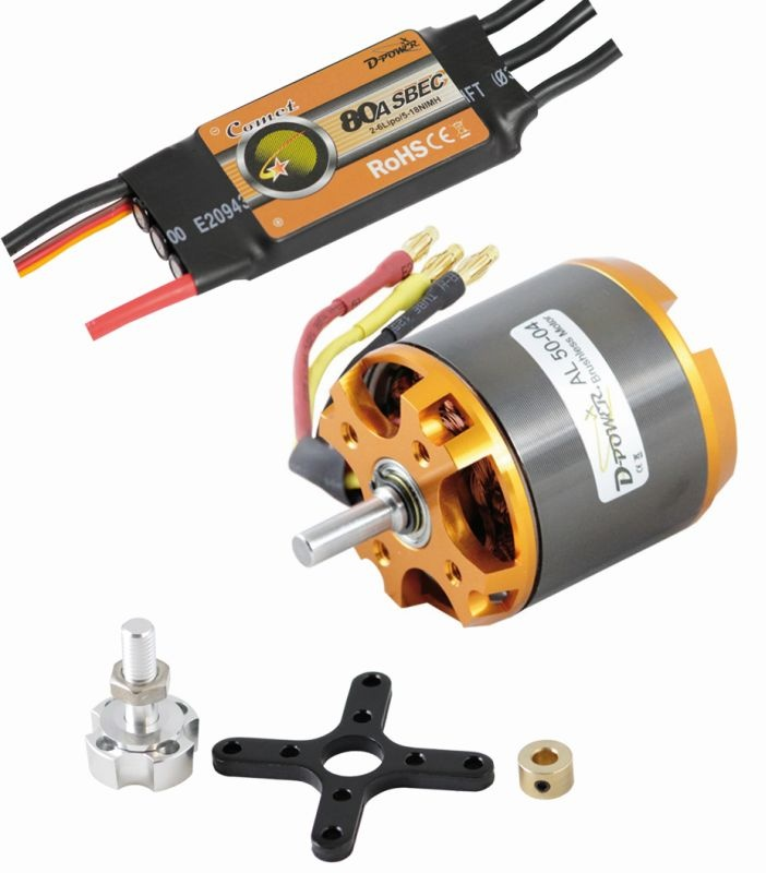 Brushless Motoren-Sets