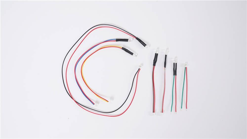 Willys MB Scaler 1:12 - LED-Anschlusskabel