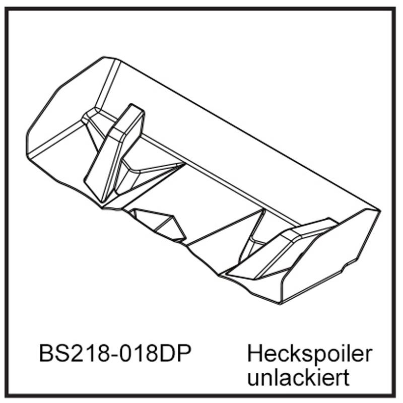 Heckspoiler - BEAST BX