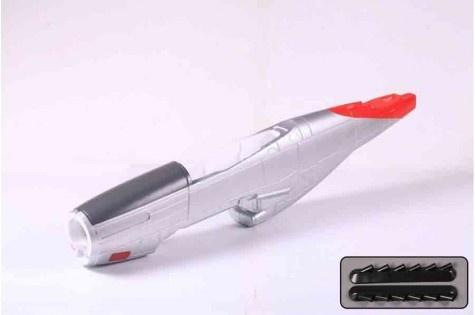 FMS P-51D V8 - Rumpf
