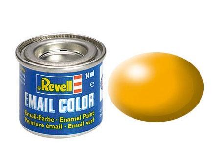 Rev. Email Color Lufthansa-Gelb, seidenmatt, 14ml, RAL 1028