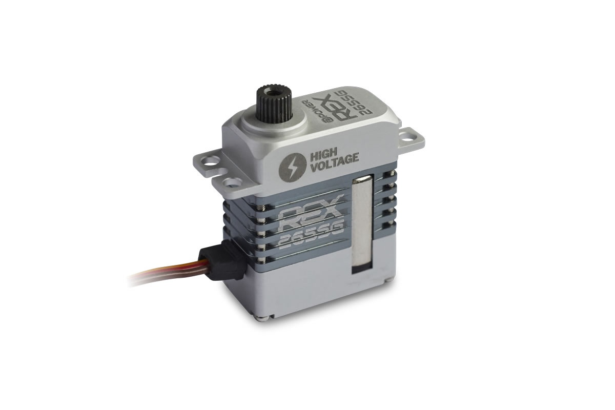 D-Power REX-265SG HV Coreless Servo