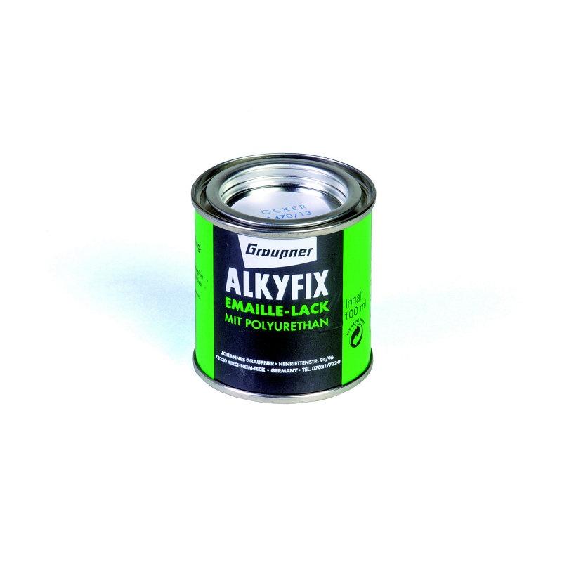 Graupner Alkyfix Emaillelack ocker 100ml