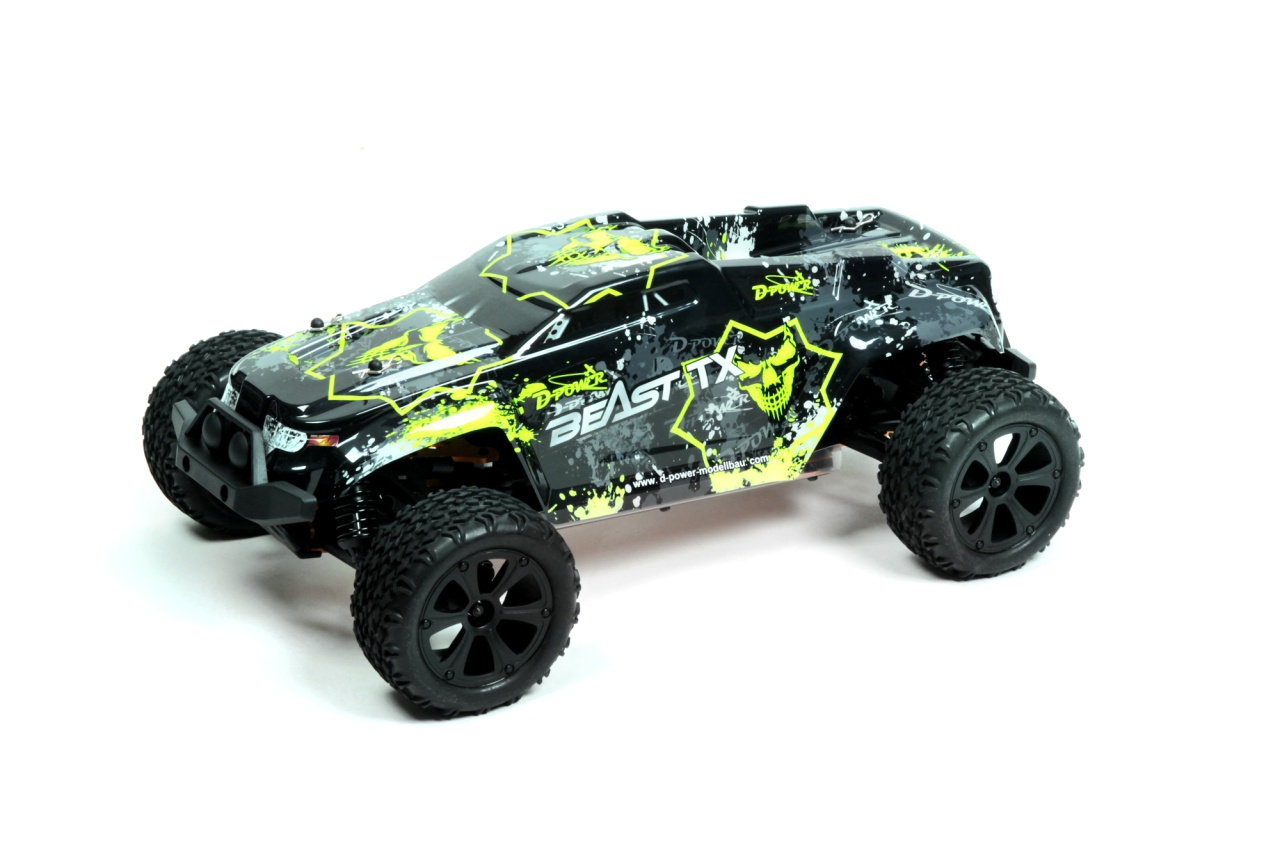 D-Power BEAST TX Truggy RTR