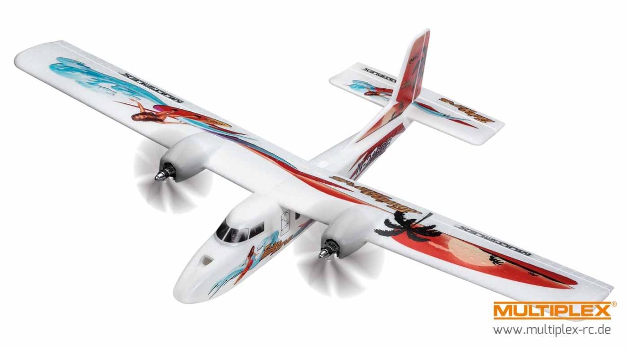 Multiplex BK TwinStar BL -Summertime-