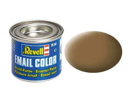 Revell Email Color Dark-Earth (RAF), matt, 14ml