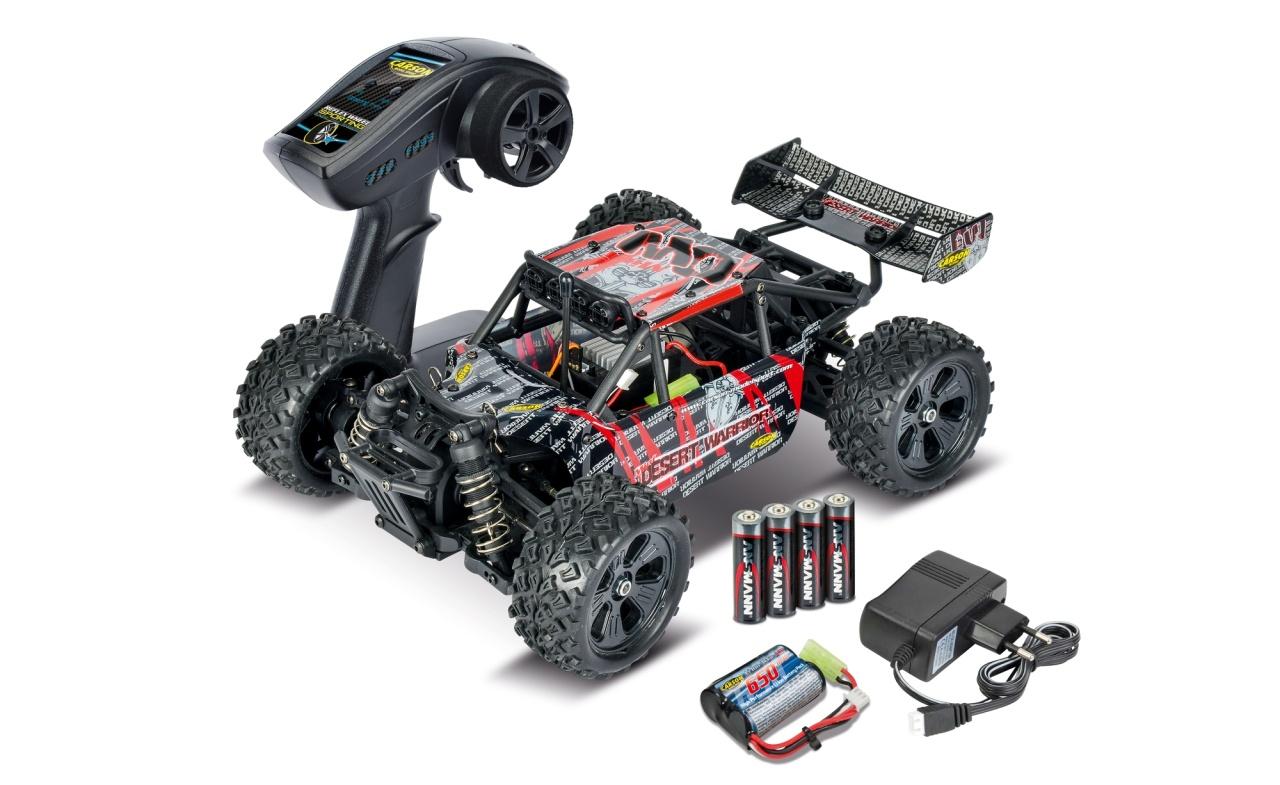 Carson 1:16 X16 Mini Desert Warrior 2.4GHz 100% RTR