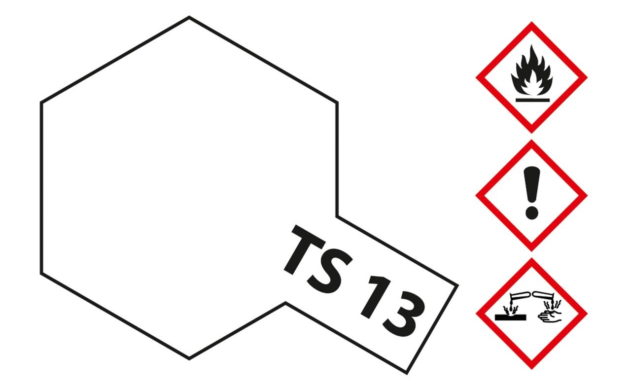 Tamiya TS-13 Klarlack glänzend Acryl 100ml