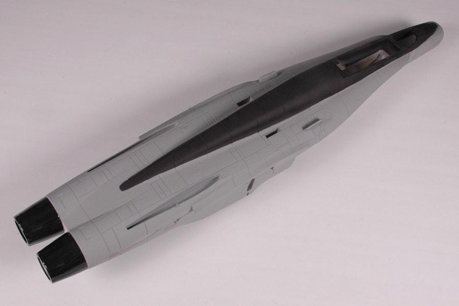 FMS F-18 V2 - Rumpf
