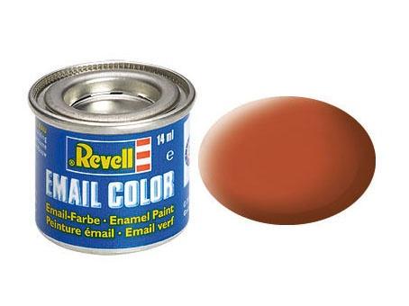 Revell Email Color Braun, matt, 14ml, RAL 8023