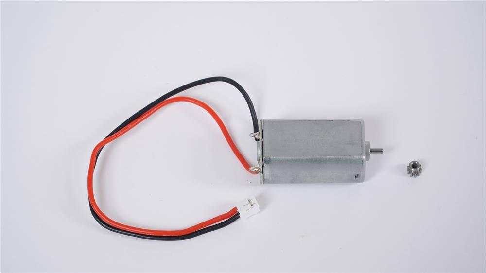 Willys MB Scaler 1:12 - 180er Motor