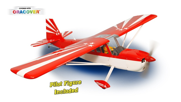 Phoenix Decathlon 20cc - 230 cm