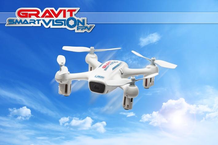 LRP Gravit Smart Vision FPV - App-gesteuerter