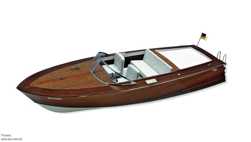 Aeronaut Prinzess Sportboot