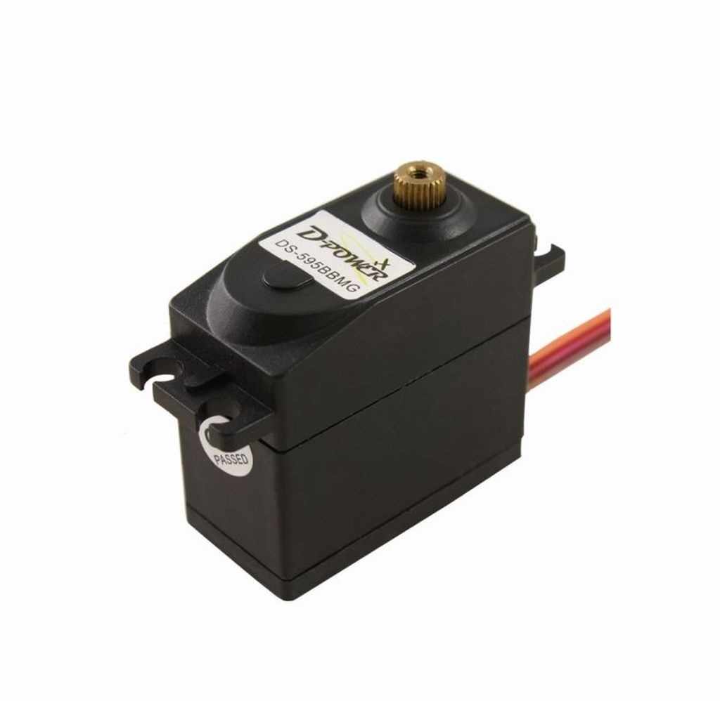 D-Power DS-595BB MG Digital-Servo
