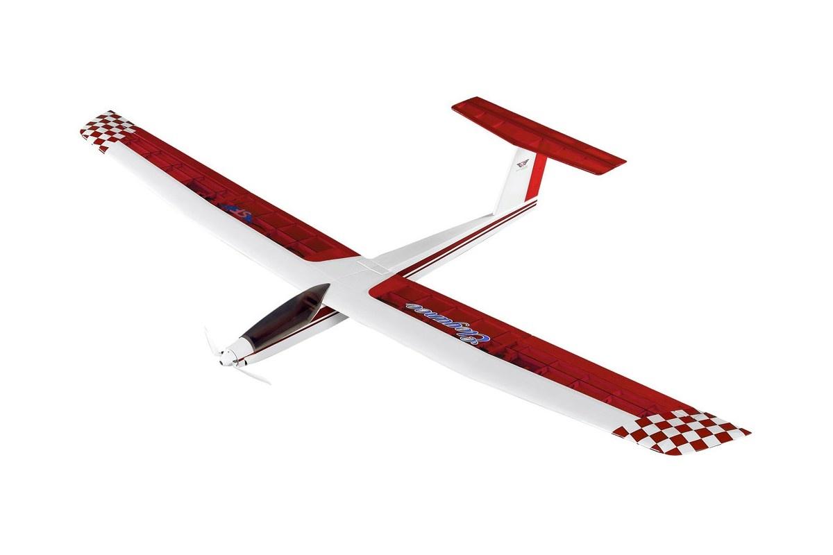 SFM Hawk T Tail EP Glider ARTF