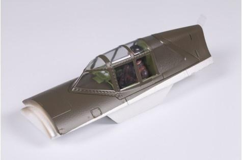 FMS P-47 Razorback - Kabinenhaube