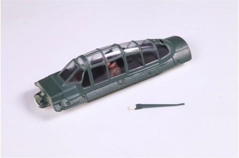 FMS Zero A6M V2 - Kabinenhaube