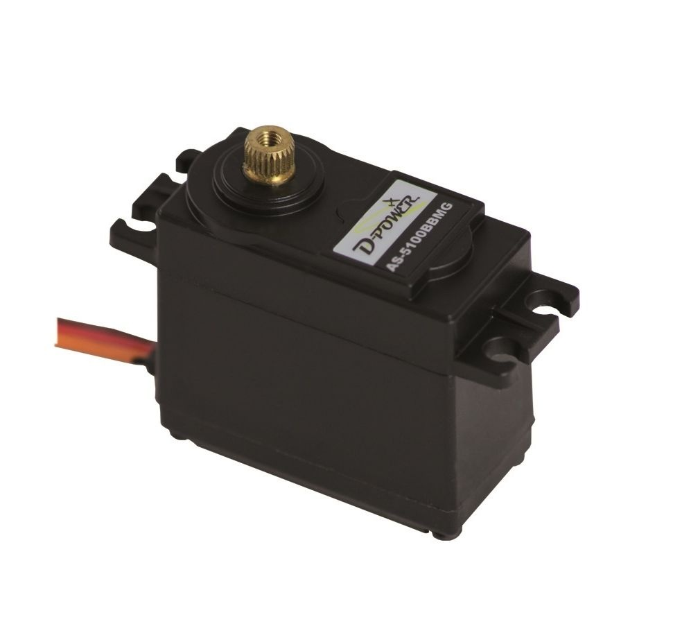 D-Power AS-5100BB MG Servo