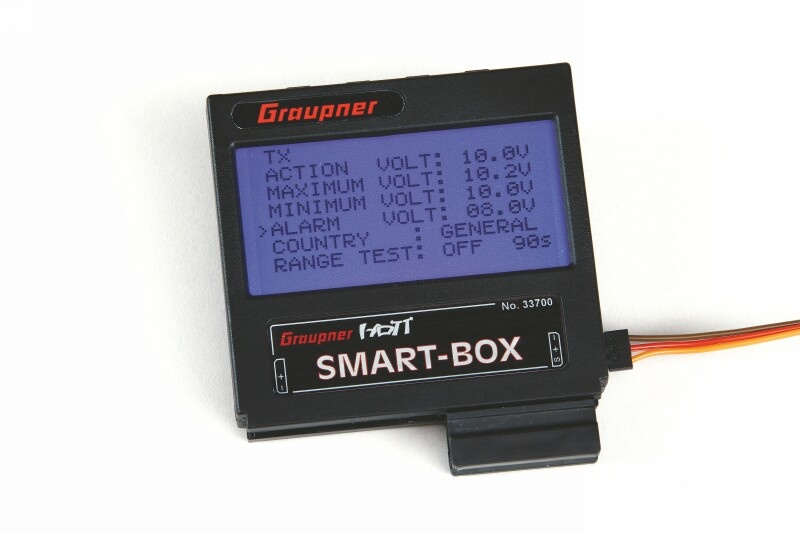 Graupner- HoTT SMART-BOX