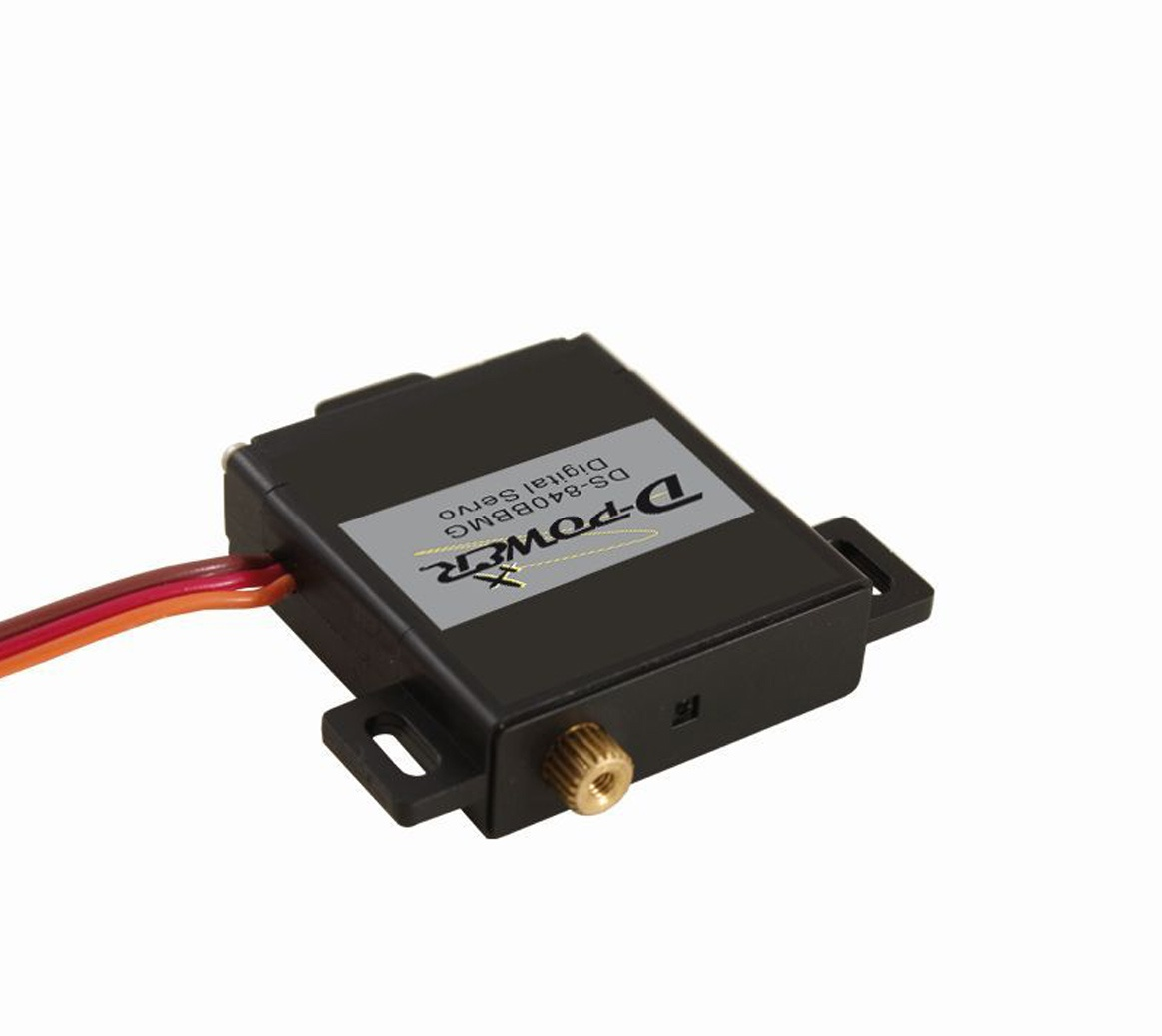 D-Power DS-840BB MG Digital-Servo