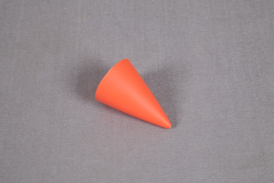 FMS Super Scorpion orange - Motorhaube